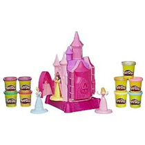 Play-doh Disney Princess Prettiest Princesa Castillo Set