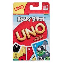 Uno Juego De Mesa , Angry Birds