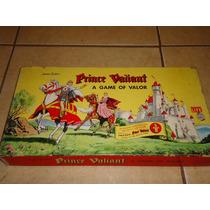 Juego De Mesa Prince Valiant Principe Valiente Años 50