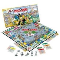 Monopoly - Edición Coleccionista The Simpsons