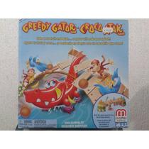 Croco Atak Original De Mattel Para 2 Jugadores Nuevo Sellado