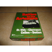 Battles For The Ardennes Juego Estrategia Militar Spy 1978 +