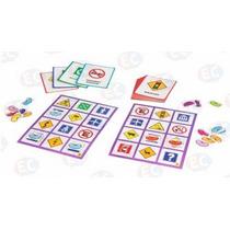 Edu091 Loteria De Señalizaciones Juego Educativo De Eduplas