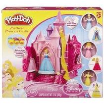 Play-doh Disney Más Bonita Princesa Castillo Playset (edad: