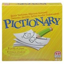 Pictionary Juego