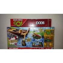 Angry Birds Go! Telepods De Hasbro Lanzador Doble