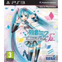 Hatsune Miku Project Diva F 2nd Pakogames Digitales