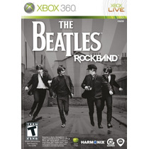 The Beatles Rock Band Xbox 360 Nuevo De Fabrica