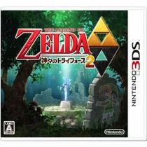 The Legend Of Zelda Link To The Past 2 Nintendo 3ds Japonesa