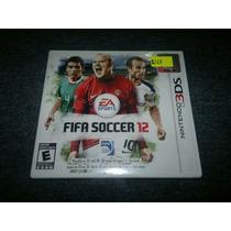 Fifa Soccer 12 Nuevo Y Sellado Para Nintendo 3ds,checa