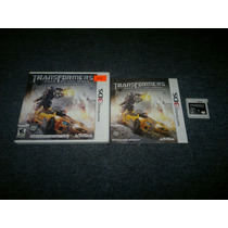 Transformers Dark Of The Moon Coimpleto Para Nintendo 3ds