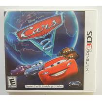 Cars 2 Para Nintendo 3ds