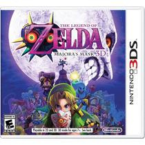 !! Zelda Majoras Mask 3d Para Nintendo 3ds Wholegames !!!
