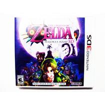 Zelda Majoras Mask Nuevo - Nintendo 3ds 2ds 3ds Xl