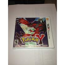 Pokemon X Y Y Ds Nuevo Precio Unitario