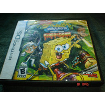 Bob Esponja Globs Of Doom Para Nintendo Ds