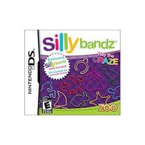 Juego Ds Nintendo Silly Bandz! Oferta Dia Del Niño