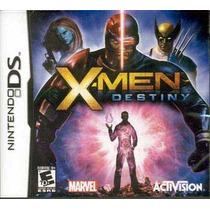 Juego Ds Nintendo X-men Destiny! Oferta Dia Del Niño