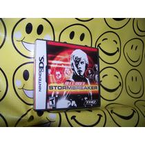 Stormbreaker Alex Rider Ds Nintendo Posible Cambio