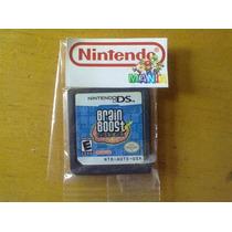 Variedad Juegos Nintendo Ds ~$150 Cada Uno Brain Age