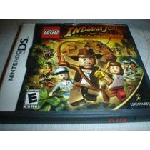 Nintendo Ds Lego Indiana Jones Original Adventure