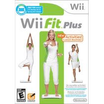 Nintendo Wii Fit Plus Actividades Y Rutinas Nuevo Sellado