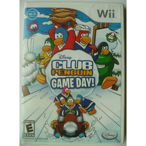 Disney Club Penguin: Game Day!