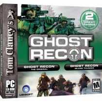 Ghost Recon Y Ghost Recon Tom Clancy: Isla Trueno