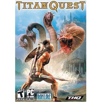 Juego Para Pc, Titan Quest - Pc