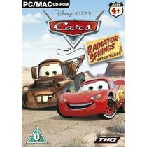 Pc-mac Cars Radiator Springs (aceptamos Mercado Pago Y Oxxo)