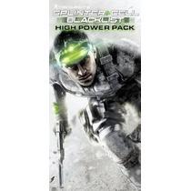 Tom Clancy Splinter Cell Blacklist Alta Power Pack [código D