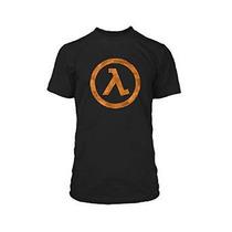 Half Life 2 - Camiseta Lamda Hombres