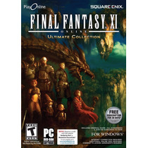 Final Fantasy Xi El Ultimate Collection - Pc