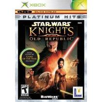 Star Wars Caballeros De La Antigua República - Xbox
