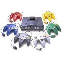 Emulador Nintendo 64 + 56 Juegos + 4 Regalos. Envío Digital