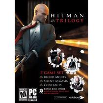 Hitman Trilogy (incluye Asesinos Silenciosos, Blood Money Y