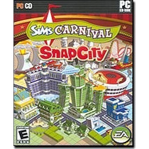 The Sims Carnival - Snapcity (juegos Para Pc)