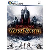 Juego Para Pc El Señor De Los Anillos: La Guerra Del Norte