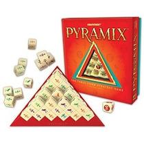 Pyramix - El Juego De La Estrategia De Tres Caras