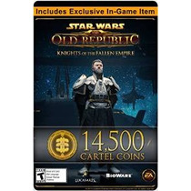 Star Wars: The Old Republic - 14.500 Cartel Coins + Elemento