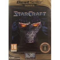 Juego Pc Starcraft Cd-rom Con Expansion Blood War Ingles