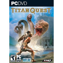 Juego Para Pc Titan Quest - Pc