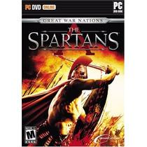 Grandes Naciones Guerra: La Espartanos - Pc