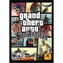 Grand Theft Auto: San Andreas (dvd-rom) - Pc