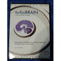 Juego Pc Computadora Turbo Brain Estimula Tu Mente