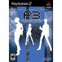 Shin Megami Tensei: Persona 3 Ps2 -- Abierto -- Mannygames