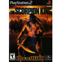 The Scorpion King - El Rey Escorpion Ps2 *