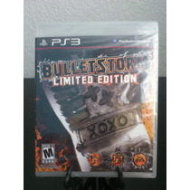Bulletstorm Limited Edition Ps3 Nuevo De Fabrica Citygame