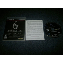 Resident Evil 6 Anthology Completo Para Play Station 3