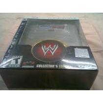Smackdown Vs Raw 2009 Collectors Edition Ps3